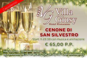 (Italiano) Cenone di San Silvestro € 65,00 a persona