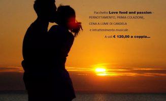 Romantico San Valentino al Villa Giusy